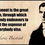 Frederic Bastiat – A Rebel Against Regulation