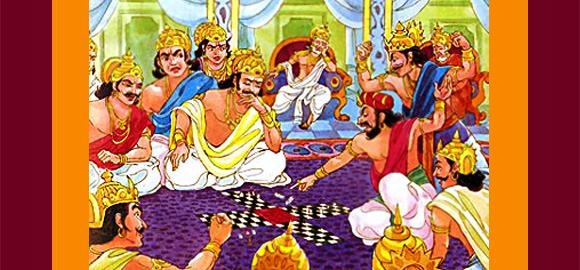 gambling_in_mahabharata