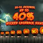 Halloween: It's the Season to be Gambling