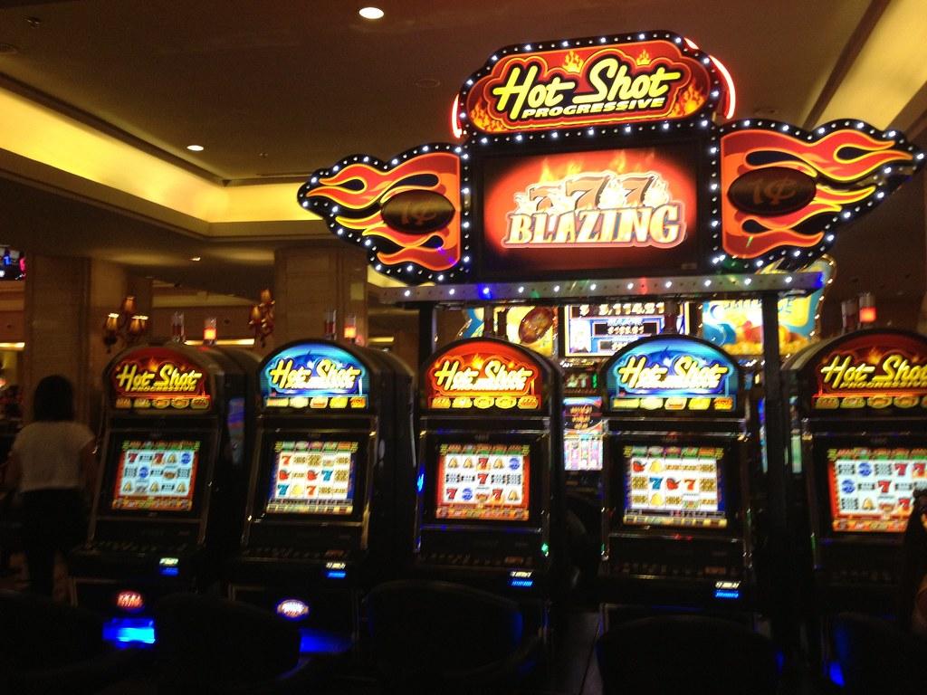 Slots at Naga World